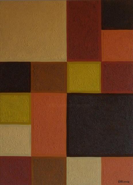 EVA ROUWENS - Oranges - 73 x 54 cm