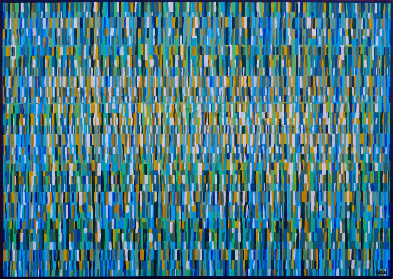 EVA ROUWENS - WATERSPIEGEL - 65 x 92 cm