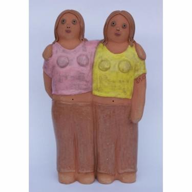 Les jumelles - 28 cm