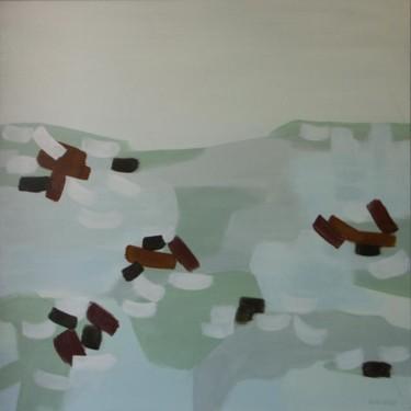 Hiver 2 - 87 x 87 cm