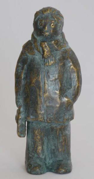 Mark - bronze P.U. 16 cm