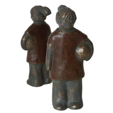 Antoinette - bronze P.U. 16 cm