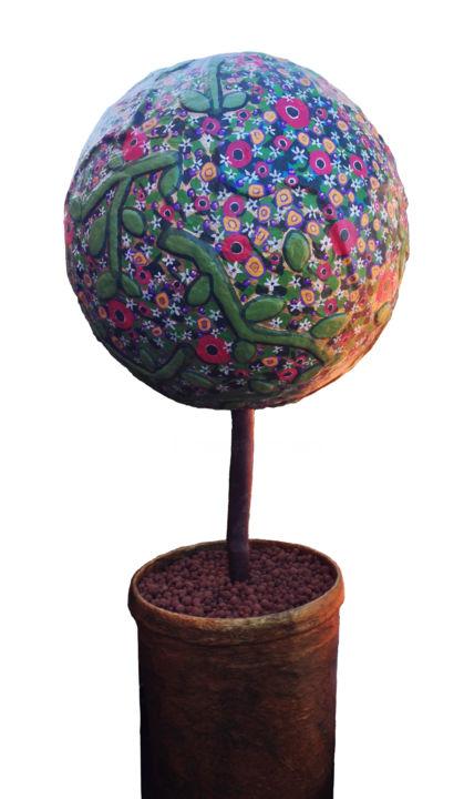 Arbre à fleurs - 120 x 50cm