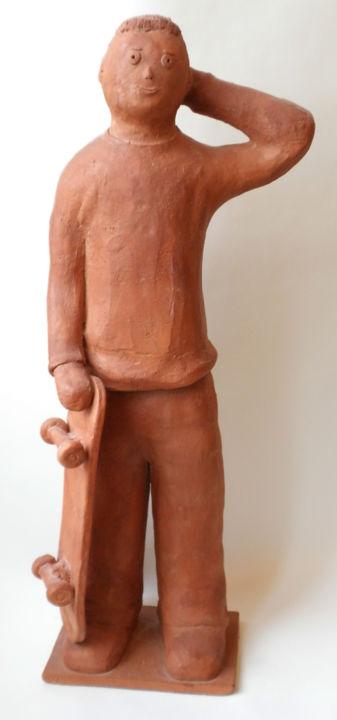 EVA ROUWENS - SKATER - 63 cm