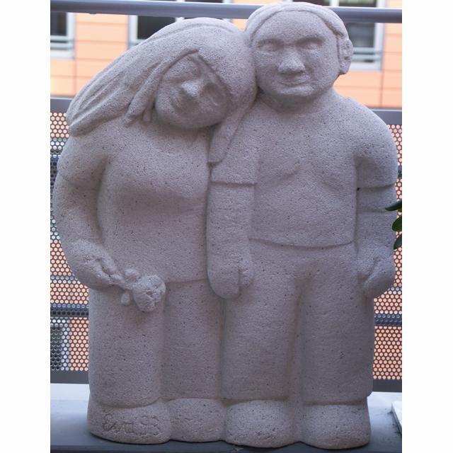 EVA ROUWENS - Tendresse - 49 cm