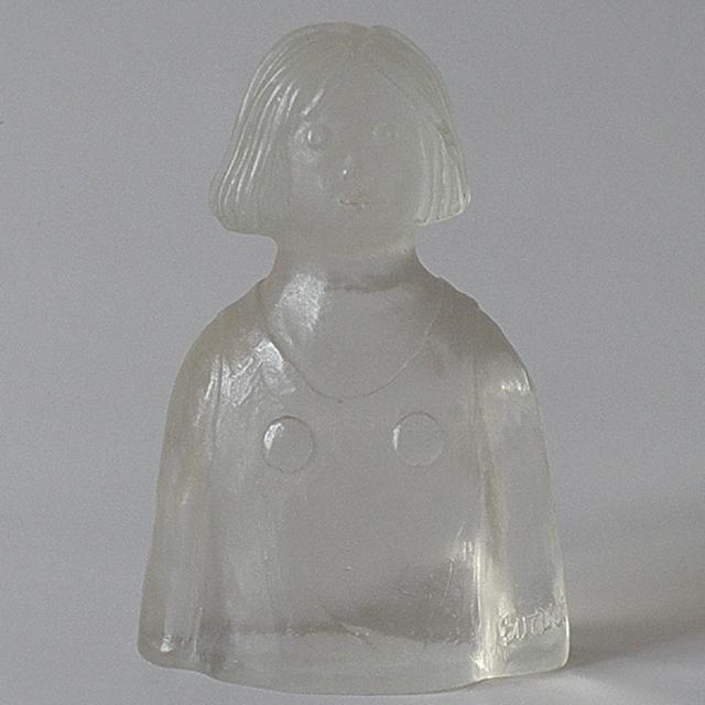 Marion - résine - 15 cm