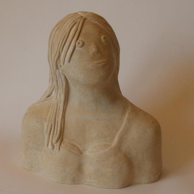 Lucie - résine 26 cm