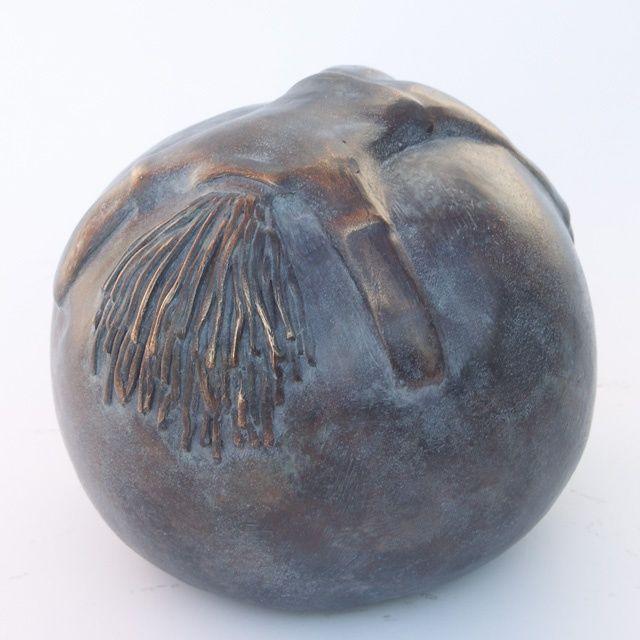 EVA ROUWENS - Dorminhoca - bronze  8/8 11 cm