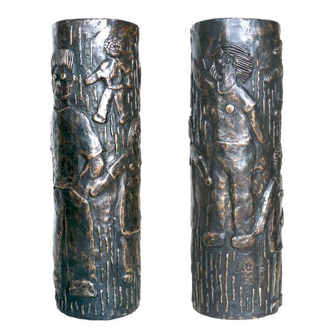 Colonne- bronze P.U. 38 cm