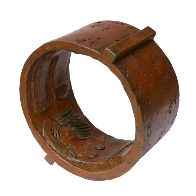 EVA ROUWENS - Dedans - bronze 1/8 16 cm