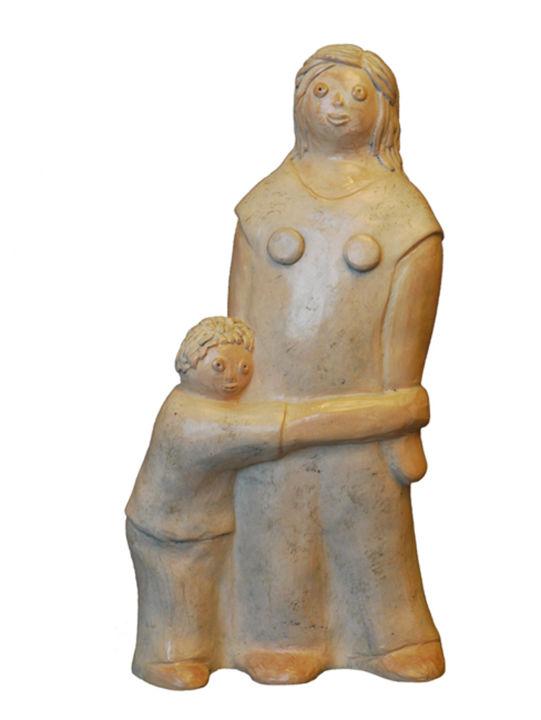 Hé maman - bronze 1/8 - 27 cm
