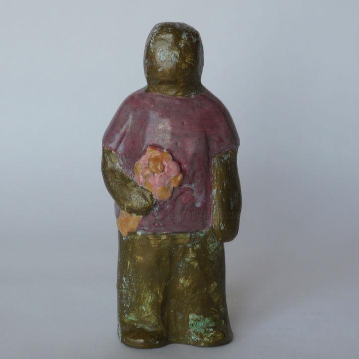 EVA ROUWENS - J'ai apporté des fleurs - 16 cm