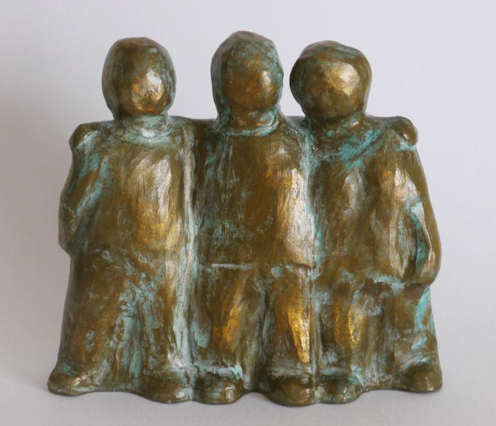 EVA ROUWENS - LES COPAINS - 12 cm