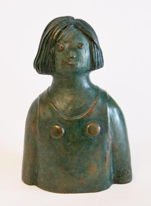EVA ROUWENS - Marion - bronze 2/8 16 cm