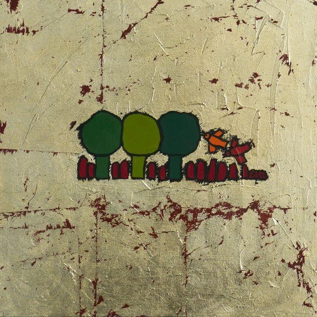 Voeux,  artistes,  Marseille,  peintures,  20 x 20 cm,  collectionneurs,  VDA,