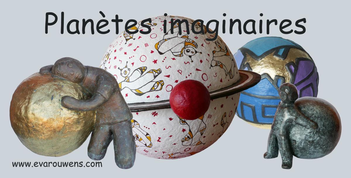 Peintures, sculptures, photographie, gravure, exoplanètes, orbite